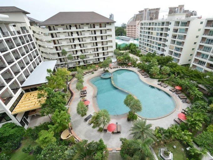 Wongamat Privacy Residence Condo