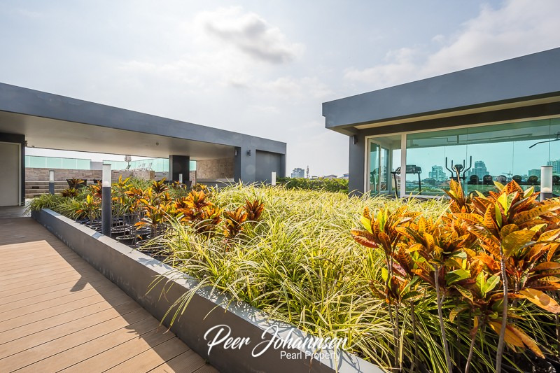 VN Residence 3 1 Bed 1 Bath Outside View