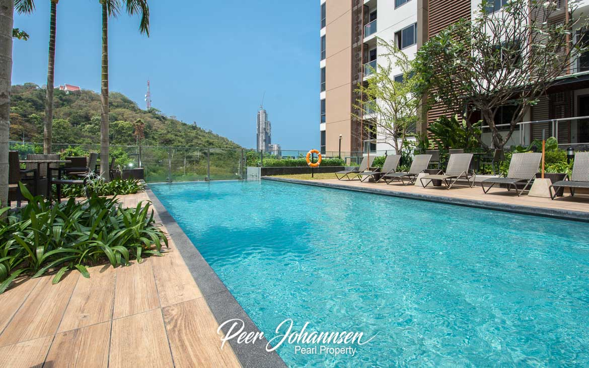 Unixx Condo 2 Bed 2 Bath Sea View