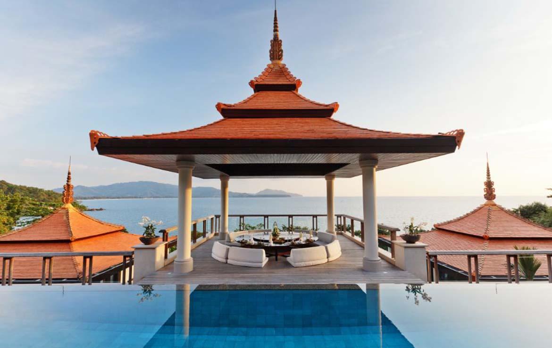 Ocean Front Villa 6 Bed 7 Bath Sea View