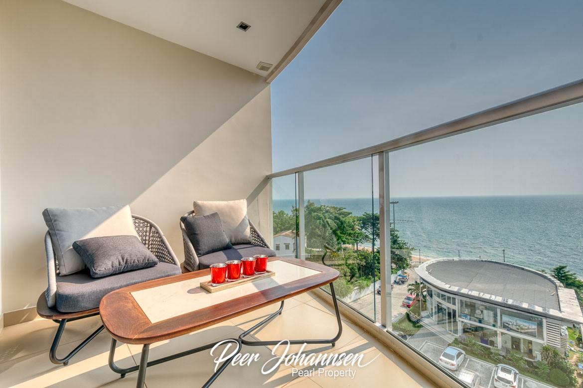 Sands 1 Bed 1 Bath Sea View