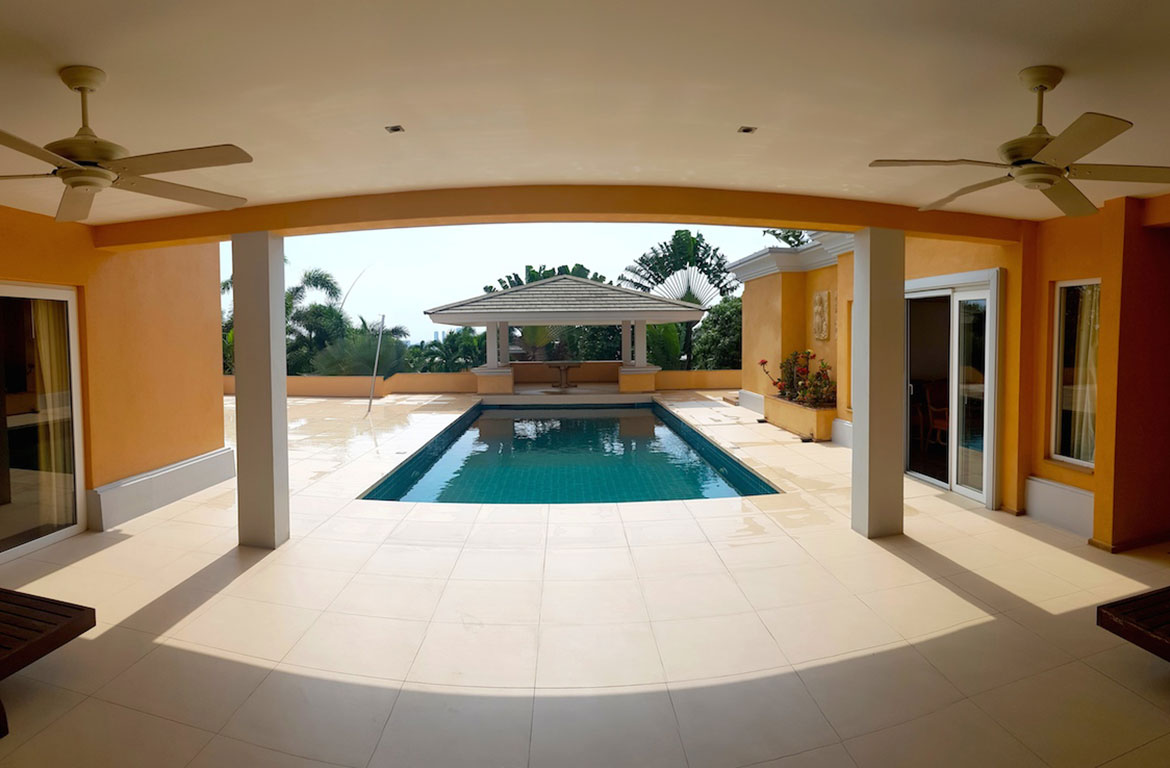 Siam Royal View 4 Bed4Bath Villa with Private Pool and Pattaya View