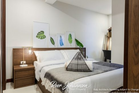 E-Condo - ECO Showroom_Bedroom_1