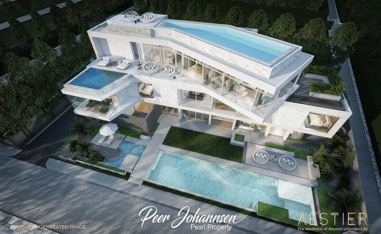 aestier - 3 pool view