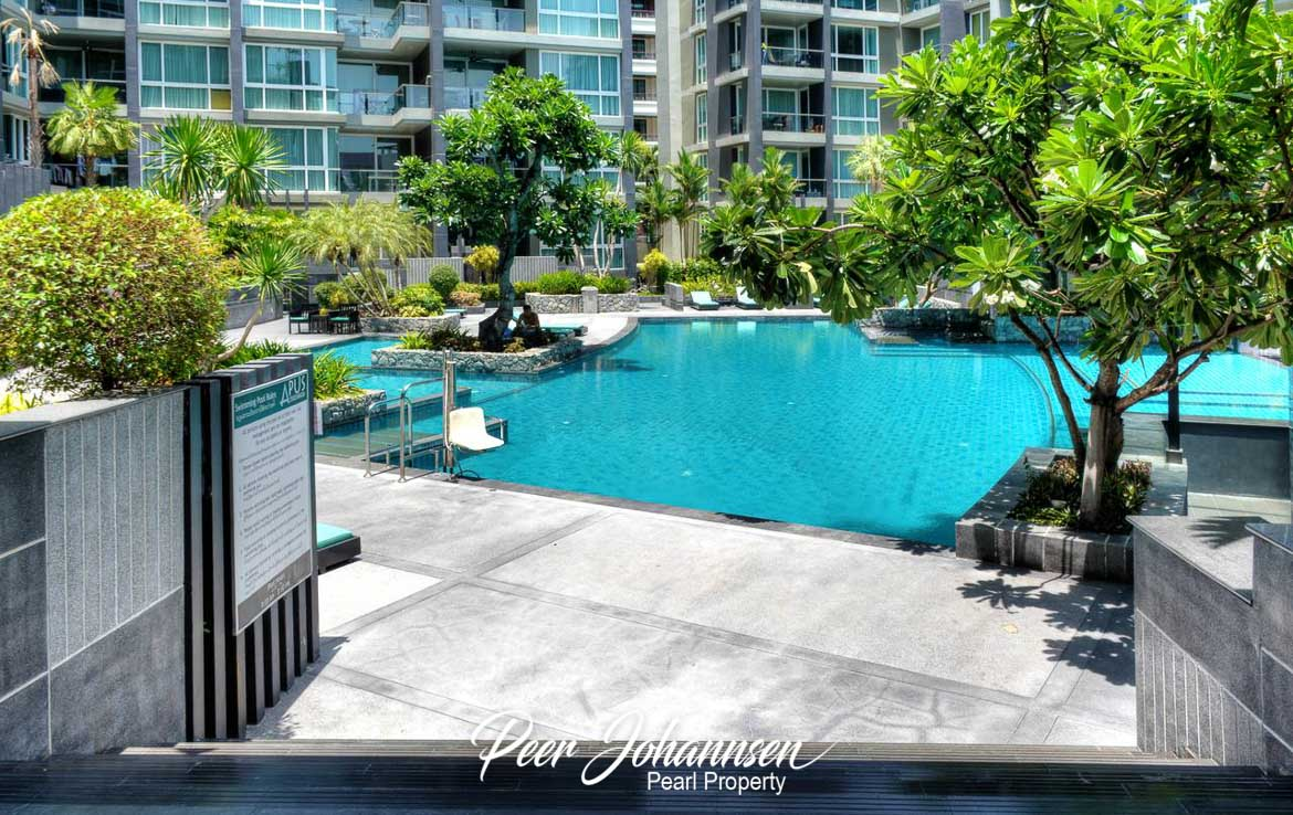 Apus – 3 Bed 3 Bath Pool View