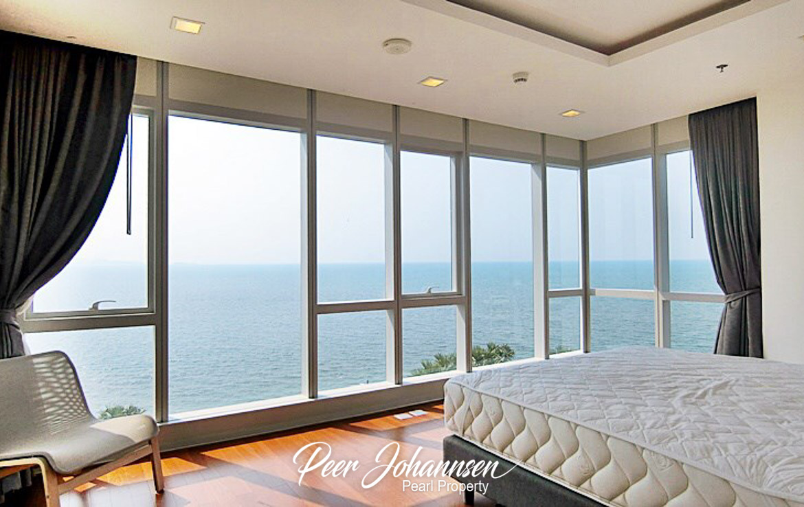 The Palm – 2 Bed 2 Bath Sea View