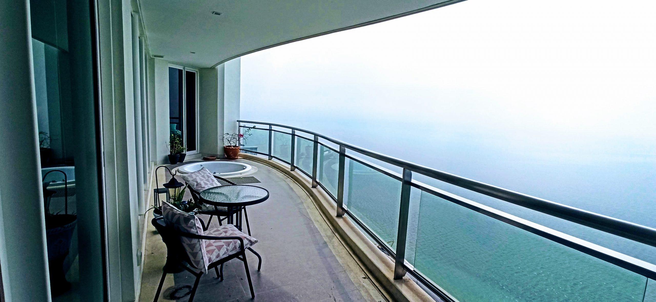 Reflection – 3 Bed 3 Bath Sea View